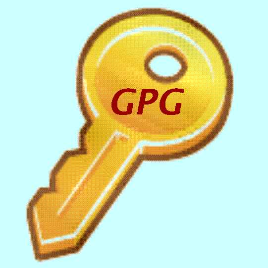 key gpg